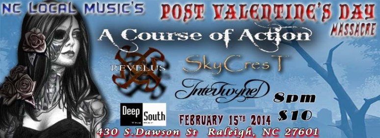 February 15th - Deep South The Bar