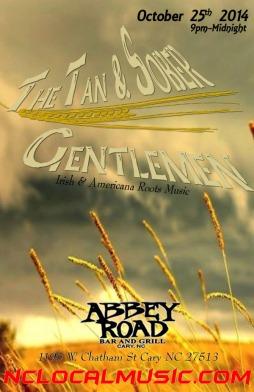 Tan & Sober Gentlemen