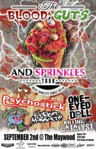 Psychostick, One Eyed Doll, Enemy In DIsguise