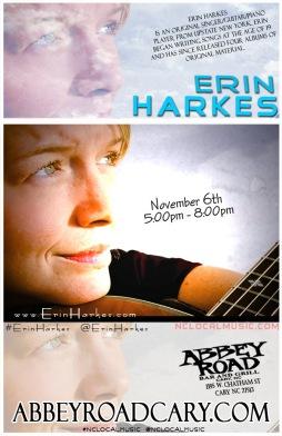 Erin Harkes